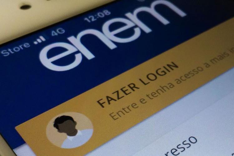 Enem Digital (Foto: Marcello Casal JrAgência Brasil)