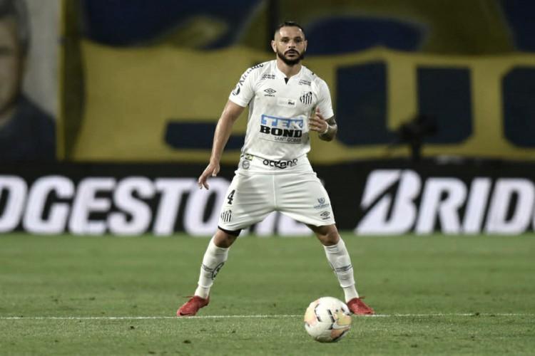 Para fala da importância do jogo e da chance de fazer história no clube (Foto: Divulgação/ Santos FC)