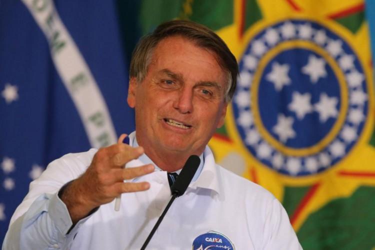 Presidente Jair Bolsonaro (Foto: Fabio Rodrigues Pozzebom/Agência Brasil)