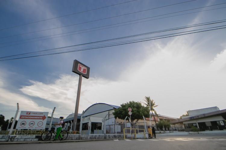 Ford anuciou o fechamento da fabrica Troller em Horizonte no início de 2021 (Foto: Aurelio Alves)