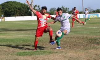 O Floresta venceu o Pacajus na abertura da Taça Fares Lopes 2020