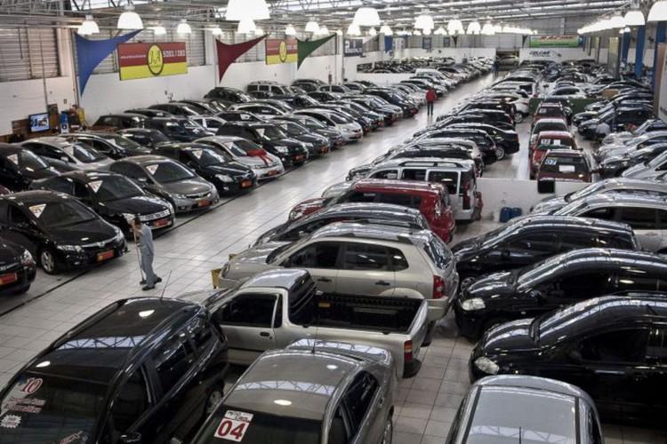 Alta do ICMS compromete venda de veículos usados  em SP, diz Fenabrave (Foto: )