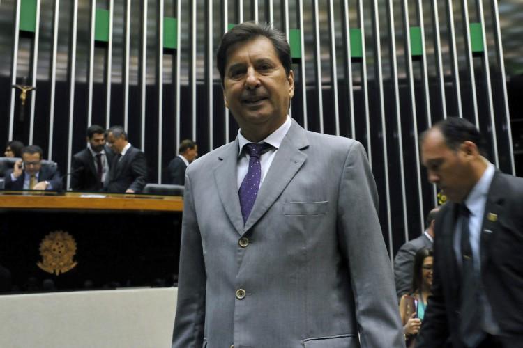 Maguito Vilela estava internado desde a campanha que o elegeu prefeito de Goiânia (Foto: Luis Macedo / Câmara dos Deputados)