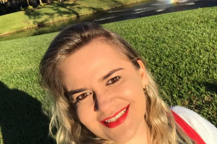 Suely Gurgel Veras foi internada no mesmo dia que a mãe e morreu cerca de um mês depois  (Foto: REPRODUÇÃO/INSTAGRAM)