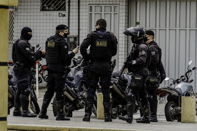 FORTALEZA, CE, BRASIL, 13-01-2021: Bar Martins localizado na PRaça da Gentilândia, onde ocorreu tiroteio na noite do dia 12 deste mês deixando 6 pessoas feridas.  (Foto: Júlio Caesar / O Povo) (Foto: JÚLIO CAESAR)