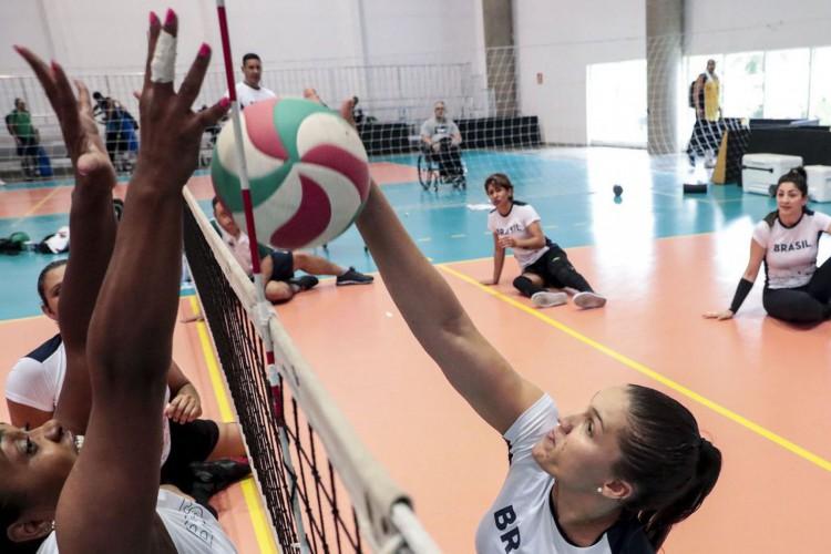 Atletas de nove modalidades retornam em fevereiro ao CT Paralímpico  (Foto: ALE CABRAL/CPB)