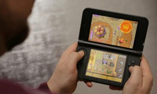 Modelo portátil Nintendo 3DS