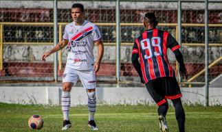 Ferroviário e Caucaia empataram por 1 a 1 na estreia da Taça Fares Lopes 2020