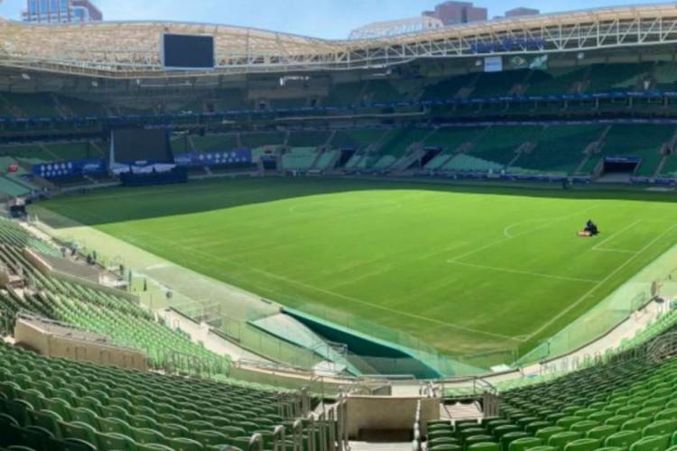 Palmeiras recebe Vasco em jogo atrasado do Brasileirão nesta terça-feira, 26. Saiba onde assistir a partida (Foto: Divulgação/Allianz Parque)