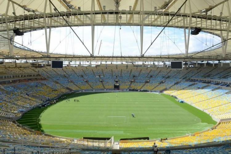 Estádio Maracanã será o palco da final brasileira da Libertadores entre Santos e Palmeiras, no dia 30 de janeiro de 2021 (Foto: Divulgação/ Secretaria de Cultura RJ)