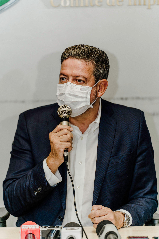 ARTHUR LIRA é o candidato do presidente Jair Bolsonaro