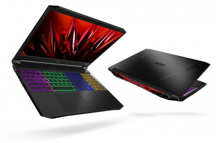 Notebook gamer Nitro 5, da Acer, foi atualizado para 2021 com opções de processador AMD Ryzen da série 5000 e placa de vídeo GeForce RTX 3080