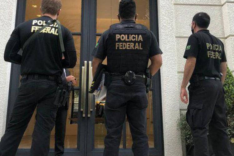 Concurso para a Polícia Federal (Foto: Divulgação/Polícia Federal)