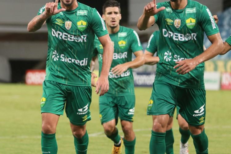 O Cuiaba está na terceira posição com 58 pontos conquistados (Foto: AsscCom Dourado/Cuiaba EC)