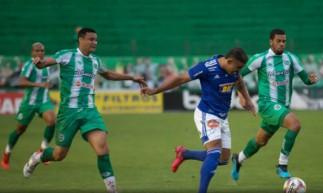Cruzeiro foi derrotado pelo Juventude por 1 a 0