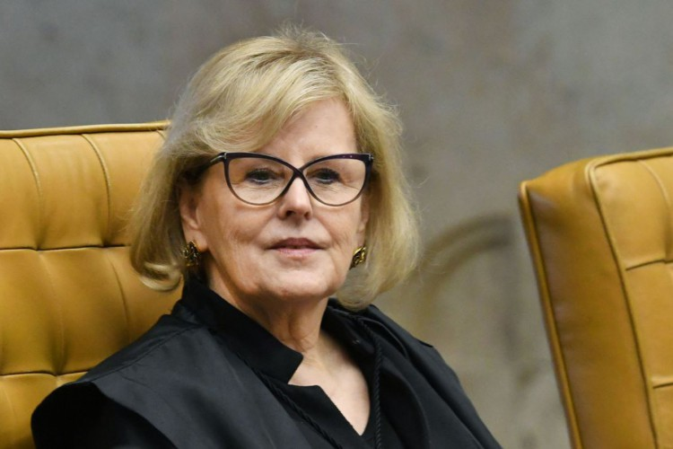 Rosa Weber, ministra do STF (Foto: CARLOS ALVES MOURA)