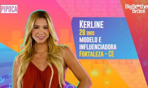 Kerline está no grupo