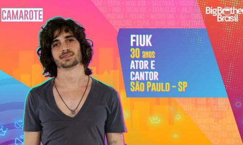 Fiuk será um dos participantes do grupo camarote no Big Brother Brasil 2021 (BBB21)