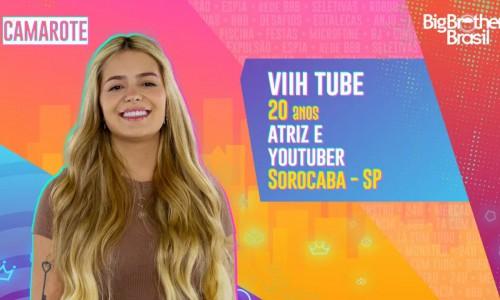 Viih Tube tem 29 anos, é atriz e youtuber