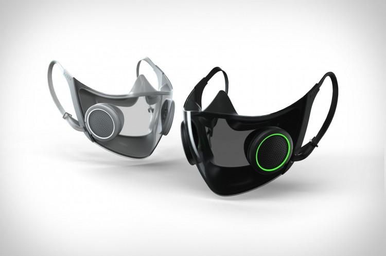 Project Hazel, máscara facial inteligente