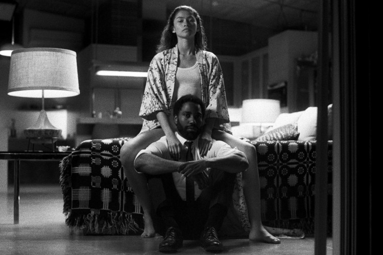 Malcolm & Marie (Foto: Dominic Miller / Divulgação)