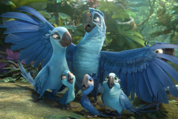 'Rio 2' é o filme da Sessão da Tarde de quarta-feira, 20 de janeiro (Foto: 20th Century Fox)