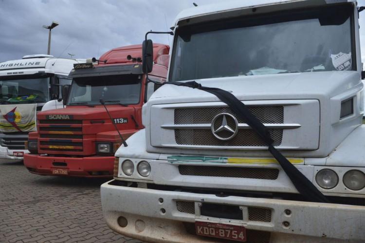 Sindicatos dos nove estados do Nordeste optam por não aderir à greve dos caminhoneiros prevista para ter início nesta segunda-feira, 1º (Foto: Valter Campanato/Agência Brasil)