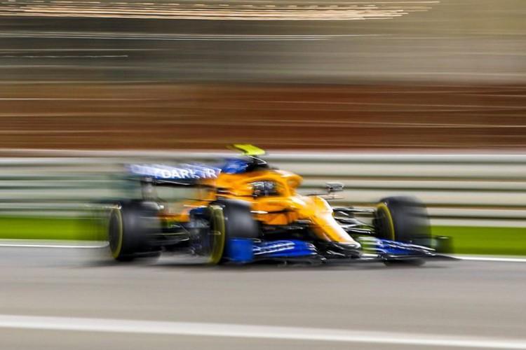 Equipe de Fórmula 1 McLaren e Garena, desenvolvedora do Free Fire, firmaram parceria para desenvolver jogo de corrida; game deve ser lançado até a metade de 2021 (Foto: Divulgação/McLaren Racing)