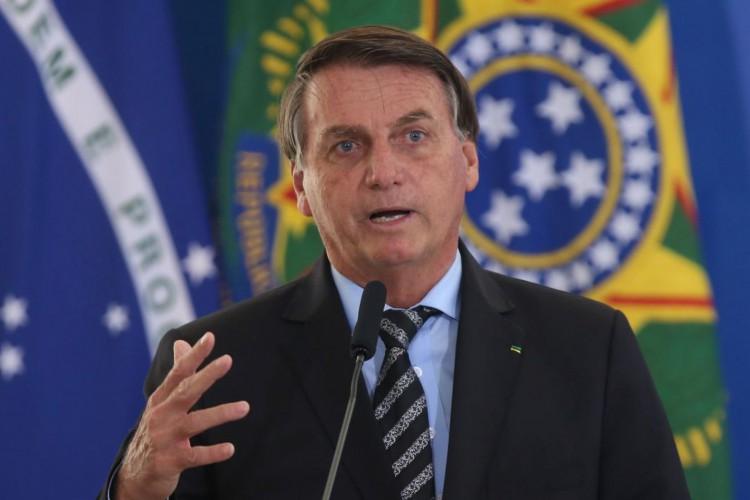 O presidente disse que se manterá firme no compromisso com a regra do teto de despesas como âncora de sustentabilidade e de credibilidade econômica (Foto: Fábio Rodrigues Pozzebom/Agência Brasil)
