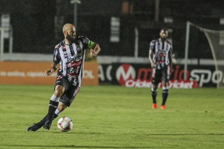 O Operário venceu a Chape e deixou título para a última rodada do campeonato Brasileiro da Série B. (Foto: André Jonsson/OFEC/Direitos reservados)