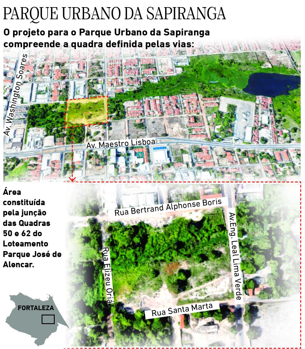 Parque Urbano da Sapiranga