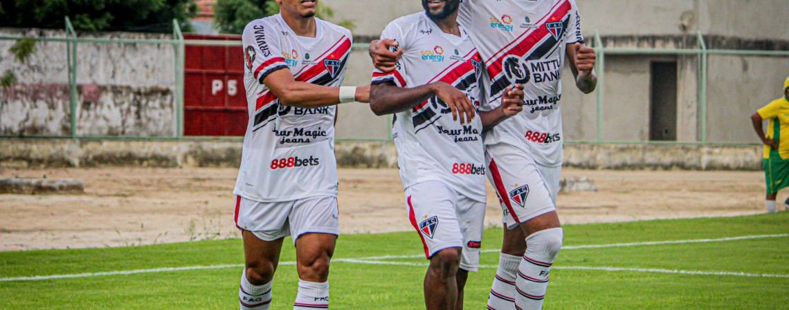 O Ferroviário teve duas alterações em partidas do Campeonato Cearense 2021  (Foto: Lenilson Santos/Ferroviário AC)