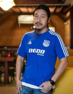 Feigang Fei, proprietário do restuaurante Aunt Dai