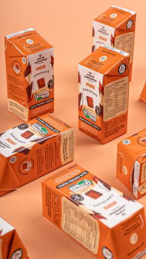 Produto Mini, bebida para crianças sem insumos de origem animal, começa a ser vendido na próxima segunda-feira, 1º de fevereiro (Foto: Davi Maia/Divulgação)
