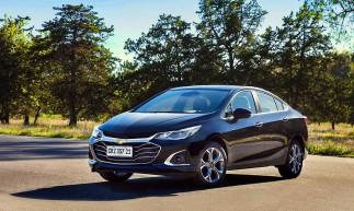 Novo Cruze, da Chevrolet, ganha visual mais esportivo