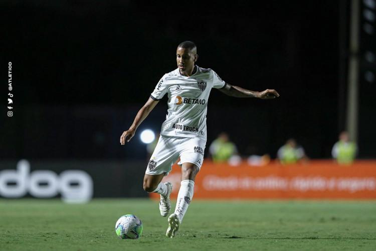 O Atlético-MG tentará vencer o jogo adiado contra o Santos para se aproximar dos líderes do campeonato (Foto: Divulgação Atlético-MG)