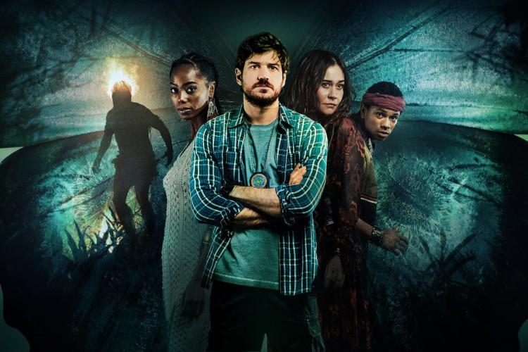 """""""Cidade Invisível"""", série brasileira da Netflix, entrou para o catálogo da Netflix em fevereiro de 2021 (Foto: Divulgação/Netflix)"""