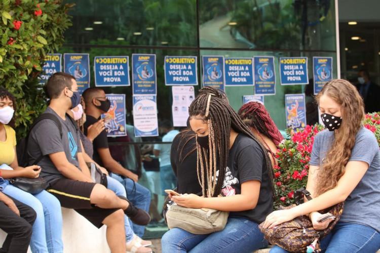 Gabaritos do Enem serão divulgados nestaquarta-feira (Foto: )
