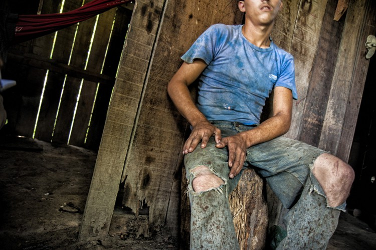 Fiscalizações realizadas no interior do Ceará para combater o trabalho escravo.  (Foto: Sérgio Santana)