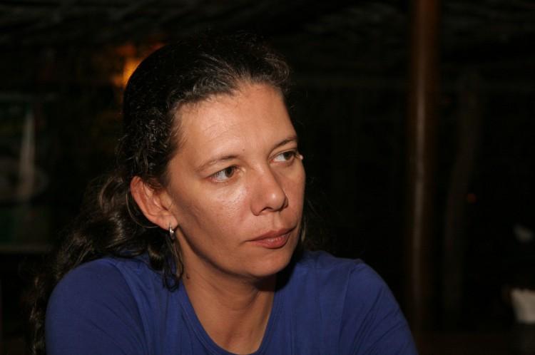 Entrevista com a ex-jogadora de vôlei Ana Moser Foto: Marcos Campos, em 02/07/2009
