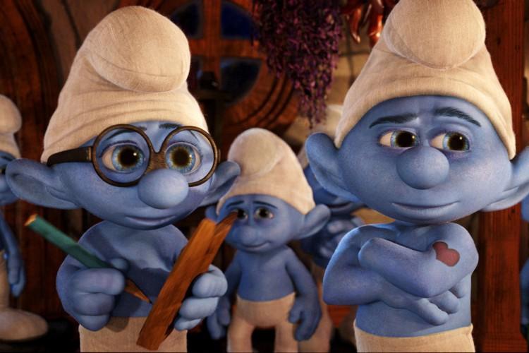 'Os Smurfs 2' é o filme da Sessão da Tarde de sexta-feira, 29 de janeiro (Foto: Sony Pictures)
