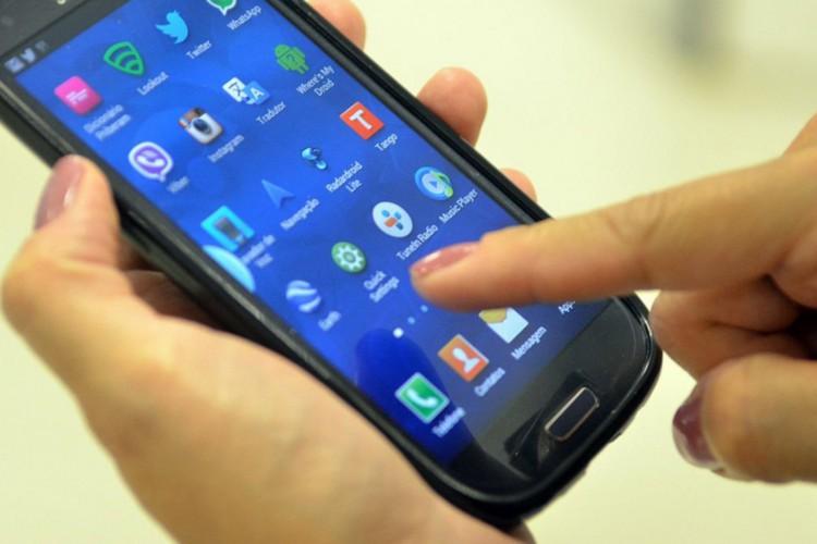 smartphone (Foto: Marcello Casal Jr./Agência Brasil)
