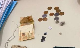 Suspeito de assaltos é preso após registrar boletim de ocorrência por suposta perda de documentos.