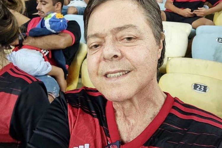 Líber tinha recém-completado 64 anos de idade, na última segunda-feira, 25 de janeiro. (Foto: Reprodução/Instagram)