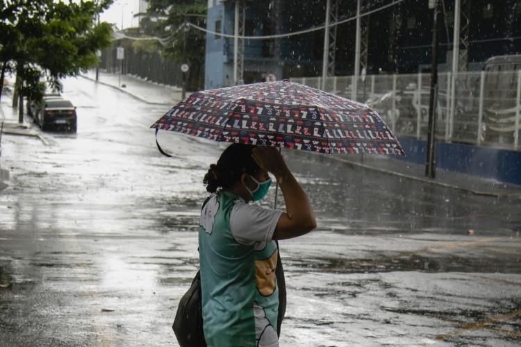 As tendências são calculadas a partir da formação de áreas de instabilidades, da disponibilidade de calor e umidade na atmosfera e de efeitos locais (Foto: Aurelio Alves)