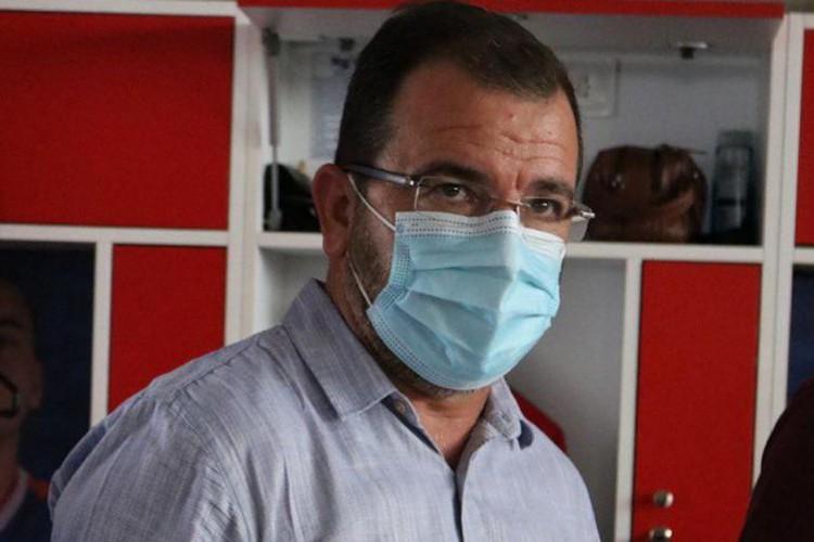 Enderson Moreira, técnico do Fortaleza, é internado com covid-19 (Foto: )