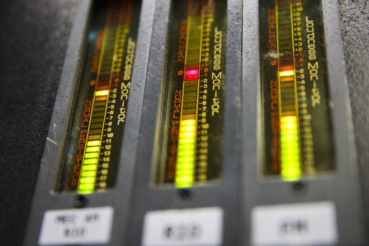 Monitor de volume, Loudness Monitor (Foto: Marcello Casal JrAgência Brasil)