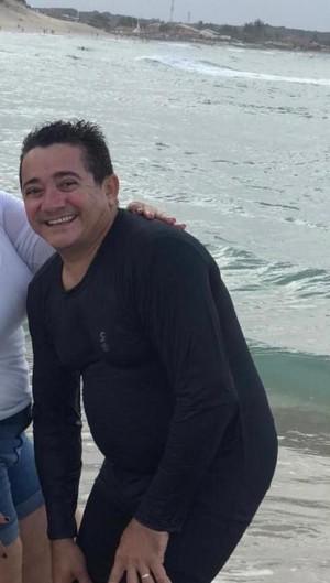 O mecânico automotivo e náutico José Cláudio de Sousa Vieira, de 54 anos, está desaparecido desde a última sexta-feira, 29 (Foto: Divulgação/Leitor Via WhatsApp)