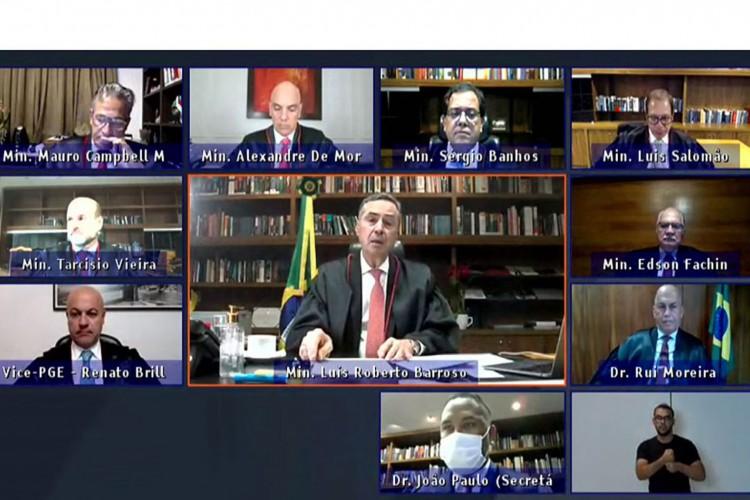 TSE abre ano judiciário e retoma sessões após recesso (Foto: )