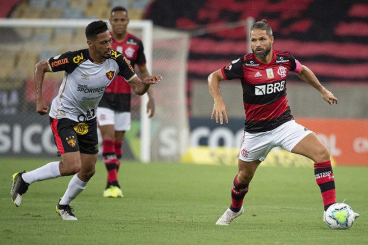 Flamengo e Sport estão em oposições opostas na tabela (Foto: Alexandre Vidal/Flamengo)